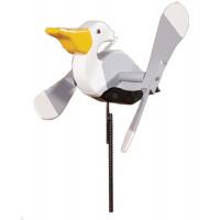 Pelican Whirlybird Garden Stake