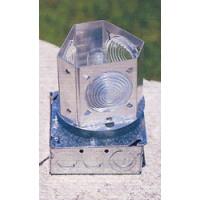 Revolving Lawn Lighthouse Light