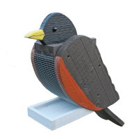 Robin Bird Feeder