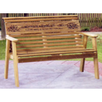Rollback Personalized Bench