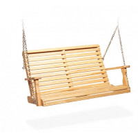 6' Roll Back Porch Swing