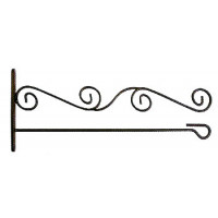 Scroll Garden Flag Wall Bracket