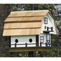 Small Barn Martin Birdhouse