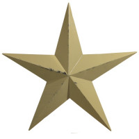 "24"" Decorative Amish Barn Star - Sage"