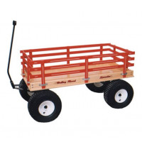 Valley Road Speeder Wagon - Model #6500