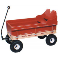 Valley Road Speeder Single Wagon Seat