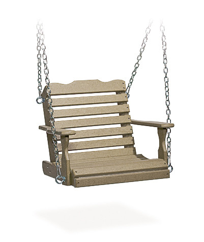 Child's Swing - Weatherwood