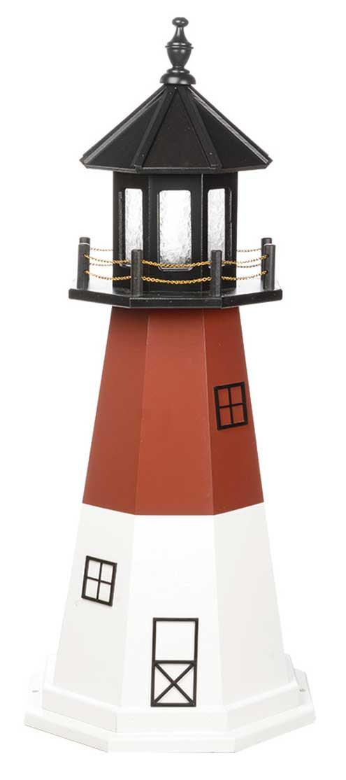 4' Barnegat Polywood Lighthouse