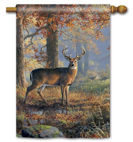 Deer Standard Flag