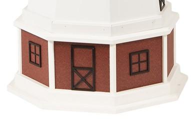Added Polywood Base for Montauk Polywood Lighthouse