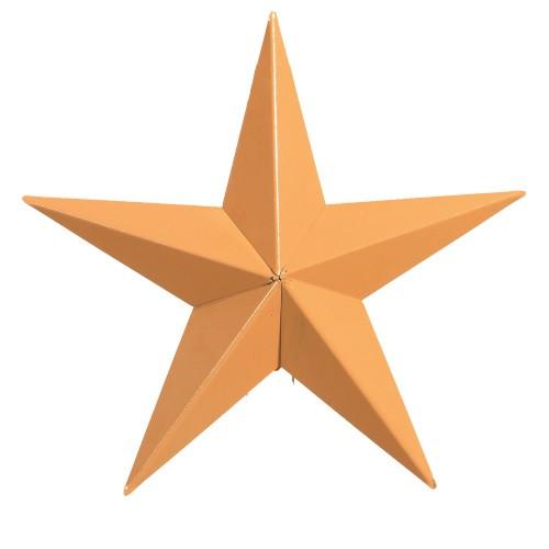 "40"" Decorative Amish Barn Star - Mustard"