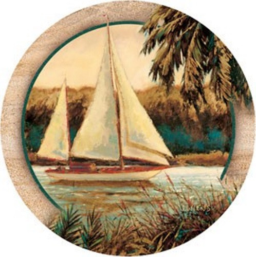 Tranquil Mood Coaster Set