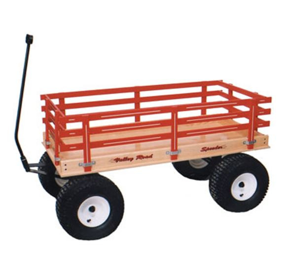 Valley Road Speeder Wagon - Model #6000